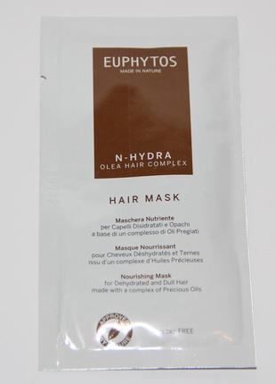 Маска для волос euphytos hair mask