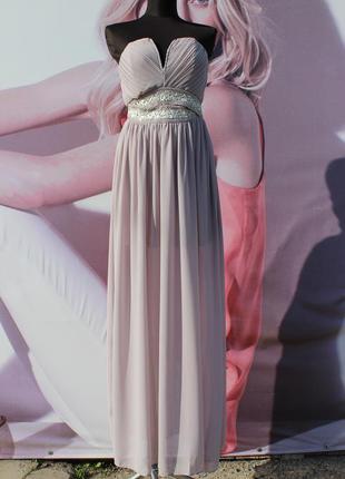 Платье выпускное вечернее макси из сайта asos