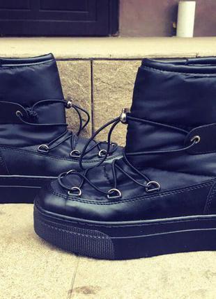 Мун-буты/ботинки/сапоги/ботинки платформа/сапоги каблук/угги/угги женские