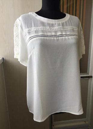 Летняя блуза yuka paris