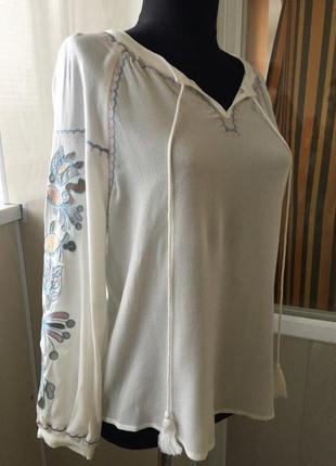 Оригинальная блуза yuka paris