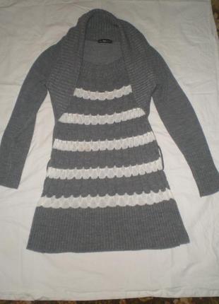Платье теплое р.44-48