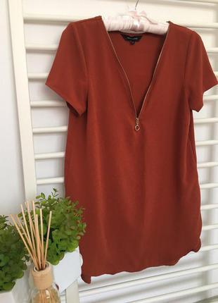 Блуза с замочком ( доставка бесплатно)