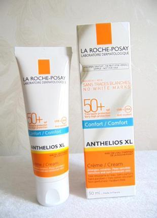 Солнцезащитный крем ля рош антелиос xl spf50 50 мл