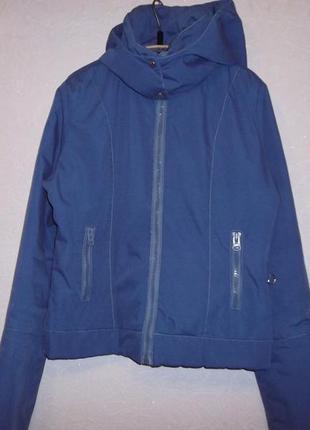 Куртка парка с капюшоном