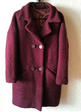 Крутое пальто бойфренд