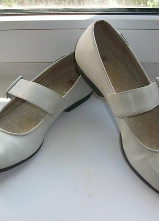 Туфли натуральная кожа camper р.37