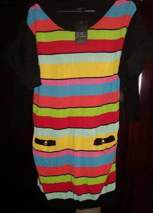 Продам очень крутую новую французскую тунику-платье