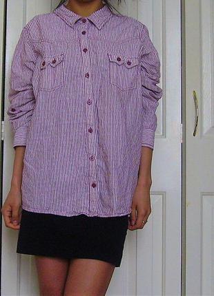 Очень стильная рубашка от marks & spencer
