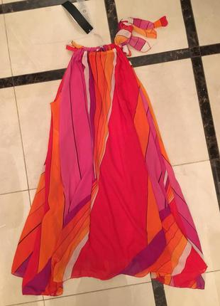 Итальянское платье . италия , разлетайка l