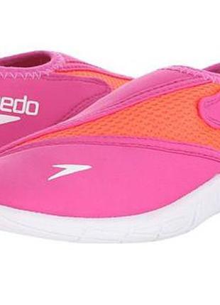 Speedo surfwalker pro кеды для воды туфли для плаванья