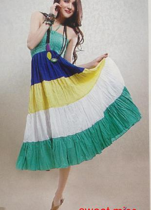 Платье-юбка s/m