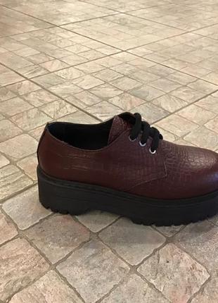 Туфли итальянской фирмы pinko