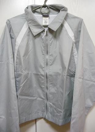 Болоневая куртка- ветровка.