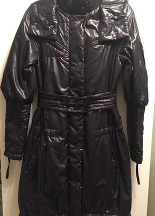 Деми куртка кира пластинина р. s, xs курточка