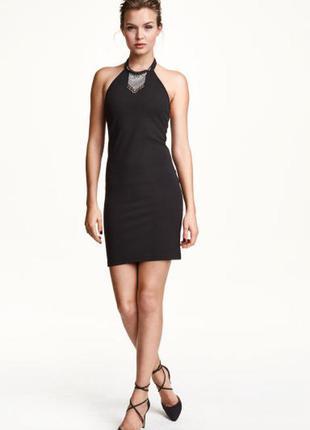 Шикарное вечернее платье h&m p. s