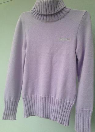 Ніжний лавандовий светр з ангори лавандовый свитер из ангоры