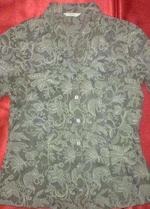 Рубашка блузка marks & spencer