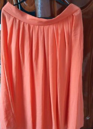 Супер юбка в пол манго