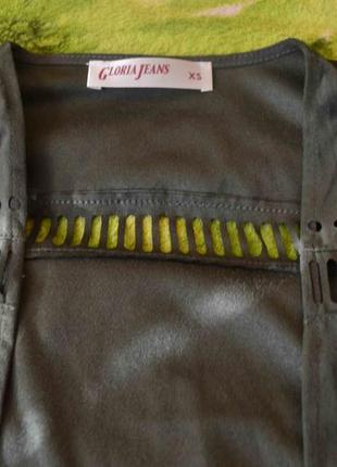 Продам новую желетку gloria jeans