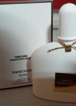 Tester tom ford white patchouli 100 ml