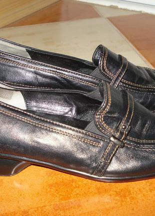 Туфли мокасины для золушки gabor