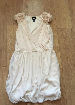 Супер нежное платье h&m