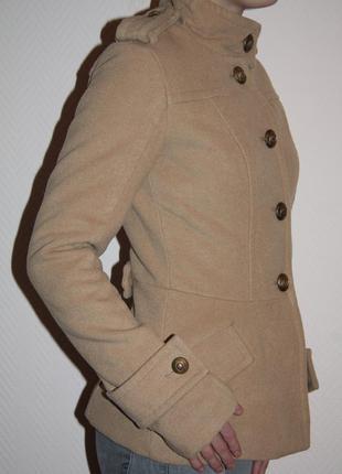 Пальто кашемировое демисезонное kira plastinina