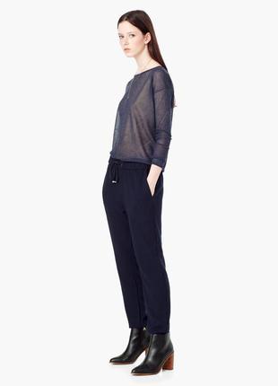 Элегантный джемпер -пуловер mango для смелых красивых девушек р. s оригинал