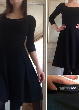 Красивое платьице от terranova