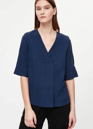 Блуза от cos размер 34 160/80a