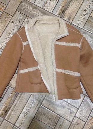 Куртках меховая
