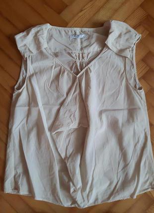 Шикарная шелковая блуза от globus! p.-42