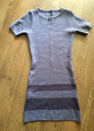 Трикотажное платье gloria jeans