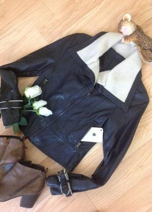 Стильная куртка косуха😍