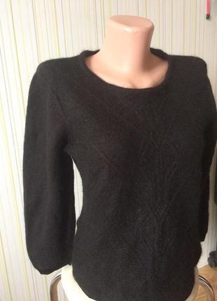 Ангоровый свитерок s-m
