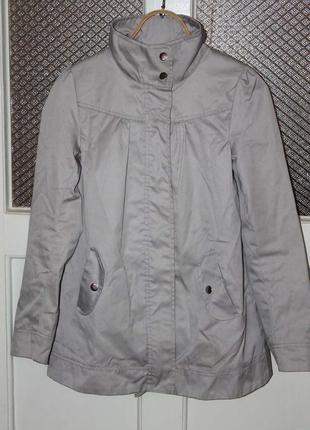 Куртка ветровка плащ пальто пиджак жакет парка next s-m 8-10 аля ретро стиль