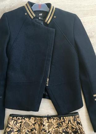 Стильный пиджак h&m
