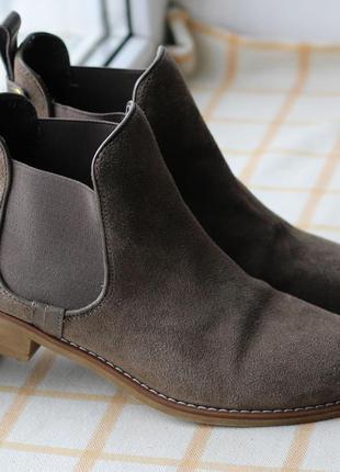 Ботинки челсі skechers. оригінал стан відмінний 40р