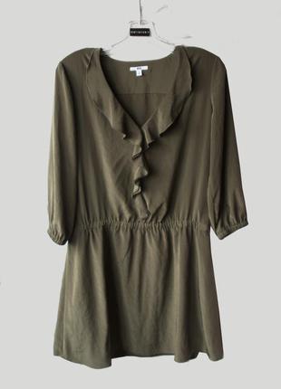 Классное легкое платье uniqlo (m)