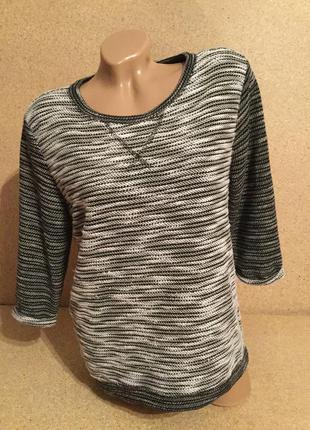 Актуальный серый фирменный свитер распродажа скидка