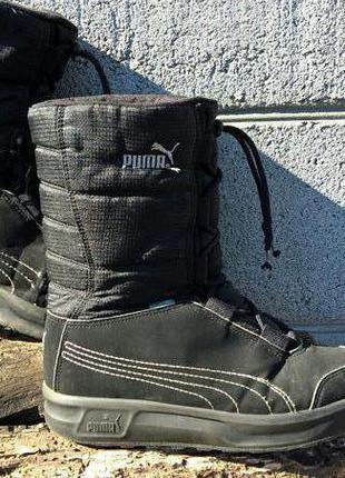 Сапоги ботинки  puma
