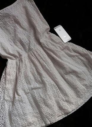 Платье белое atmosphere