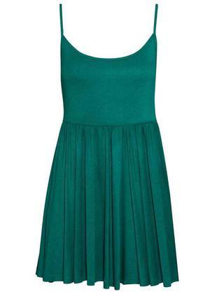 Платье-джерси  сарафан h&m p. m
