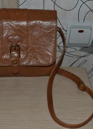 Сумочка на длинной ручке, сумочка через плечо
