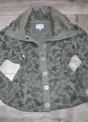Демисезон кофта-куртка (m)
