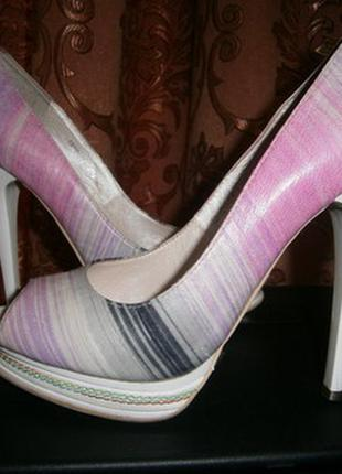 Летние туфли attizzare