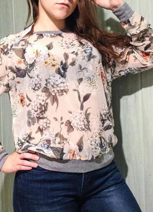 Супер цена , покупала за 30€, новая блуза/кофта  only🌺🍃👍🏼