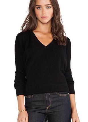 """Пуловер класичного чорного кольору від """"atmosphere"""""""