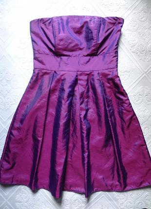 Коктейльное вечернее платье laura scott